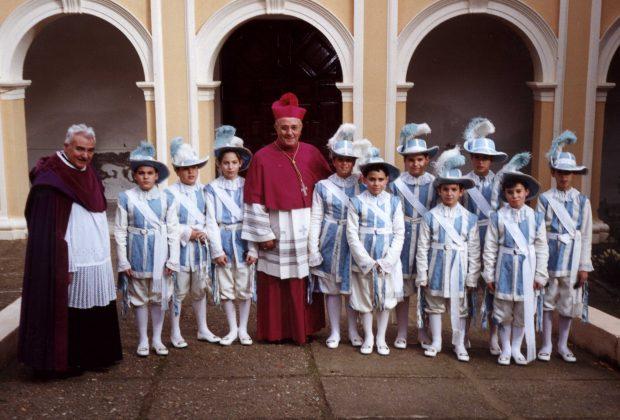 seises en el obispado 1996