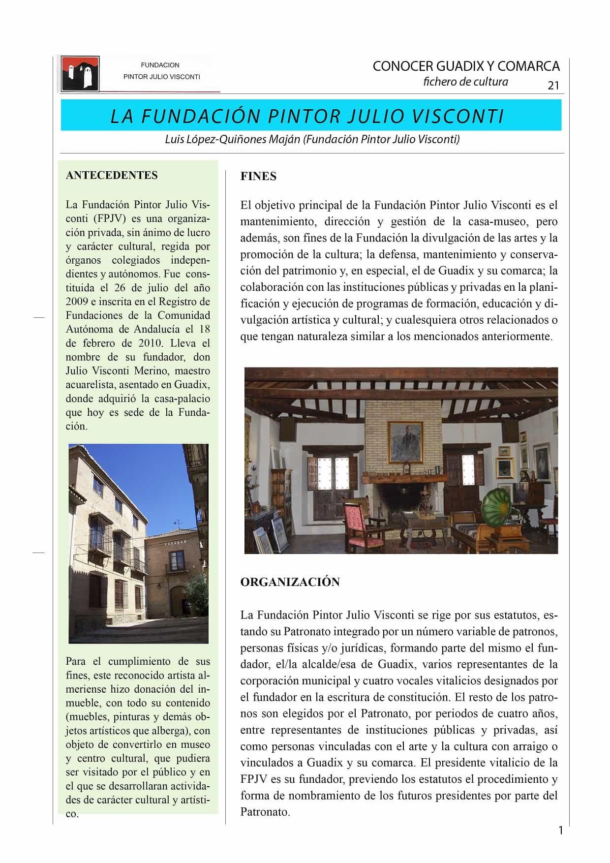 Fundación Pintor Julio Visconti 1 R-min