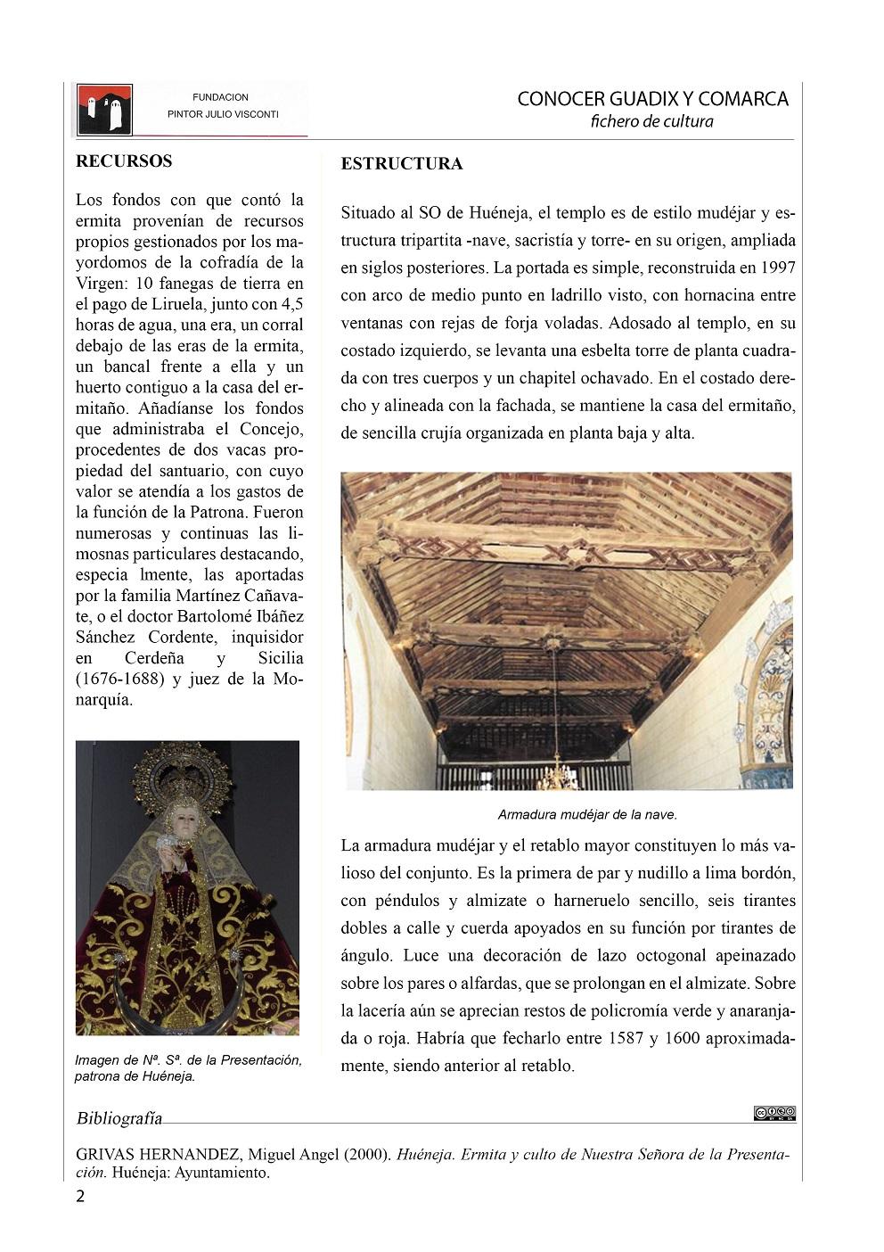 Ermita de Huéneja 2 A
