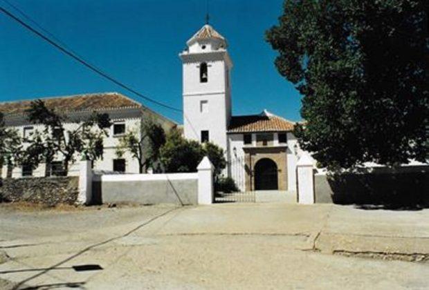 Ermita de Huéneja P