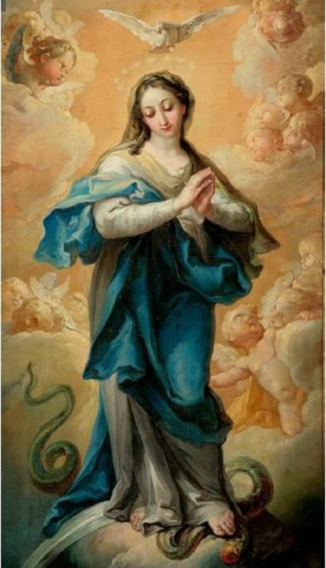 Inmaculada. Vicente López