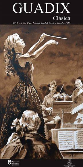 Cartel música clásica