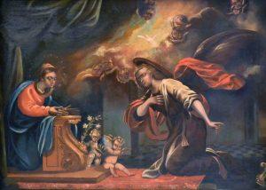 3. Anunciación