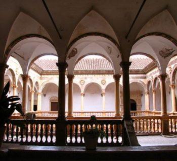 Castillo de La Calahorra Galería Alta 9