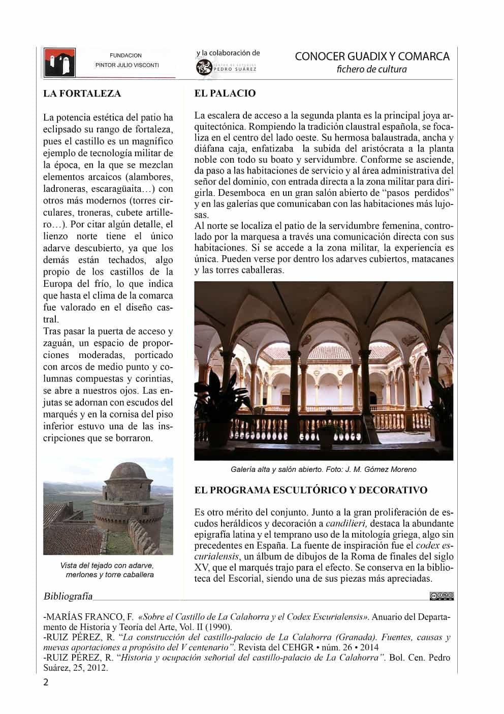 El Castillo de La Calahorra (I) 2-min