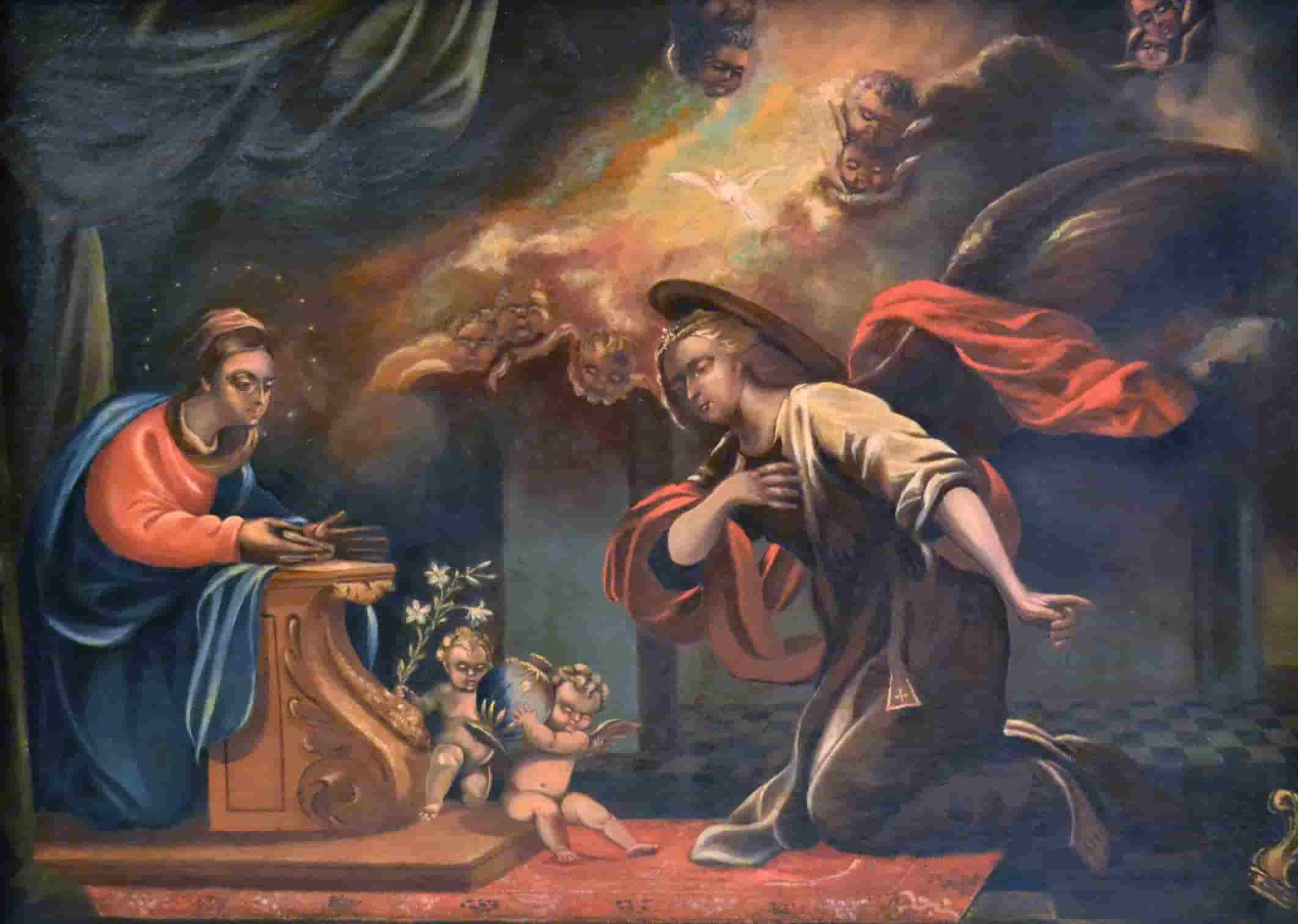 4. Anunciación
