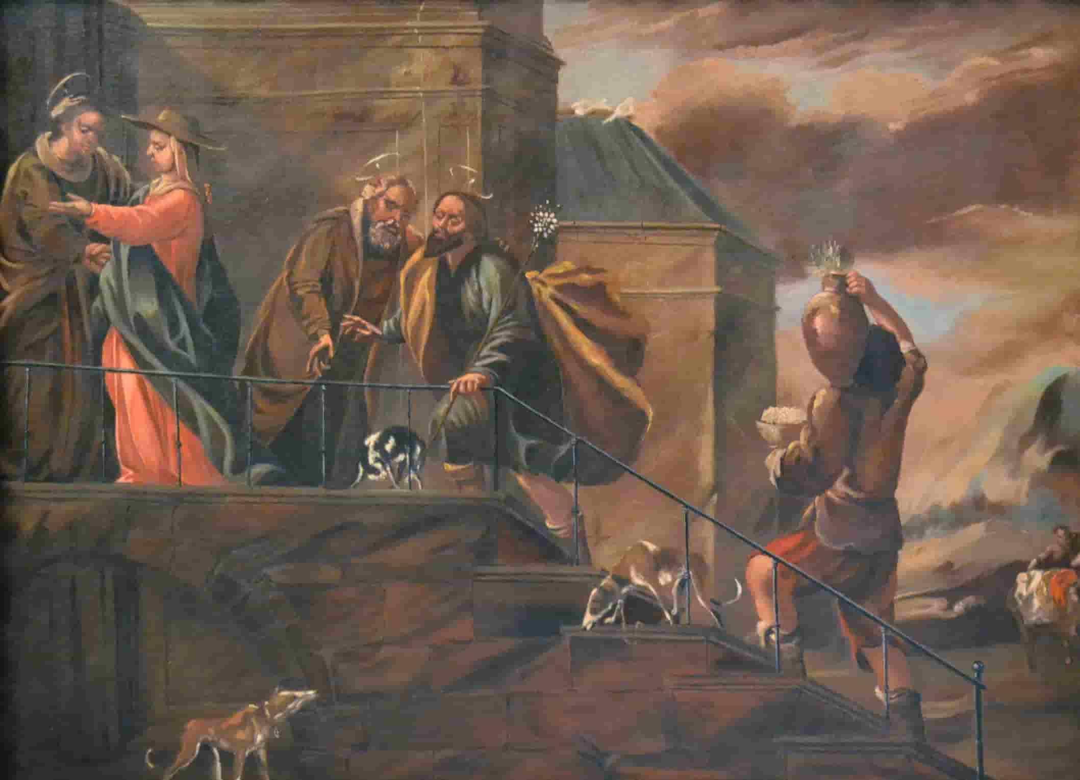 6. Visitación de la Virgen