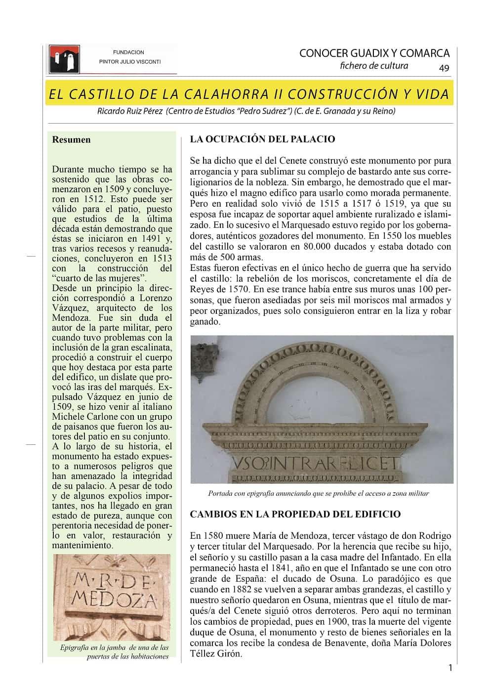 Castillo de La Calahorra (II) 1-min