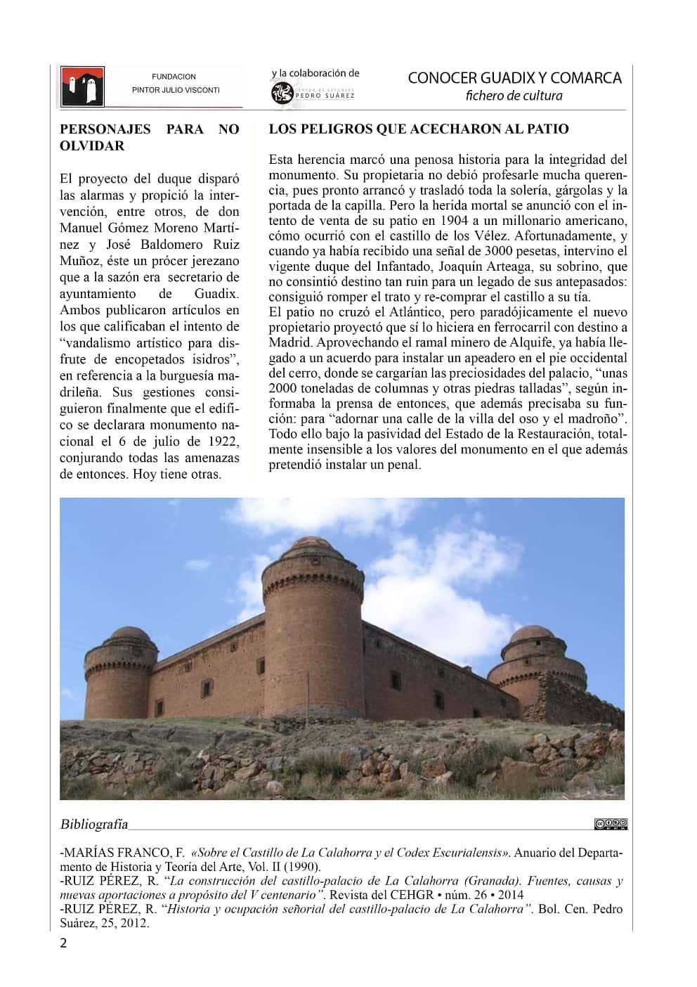 El Castillo de La Calahorra (II) 2-min