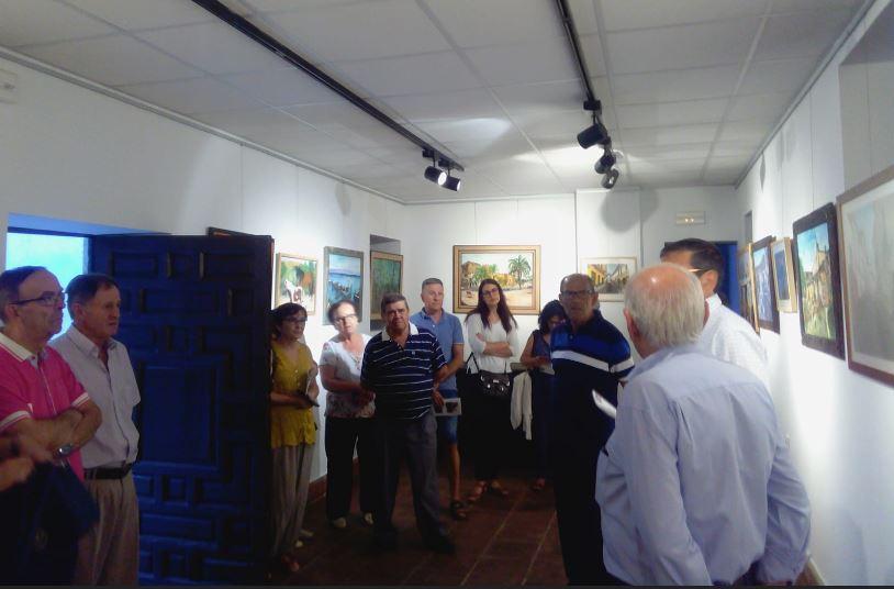 I exposición Federico Gómez 1