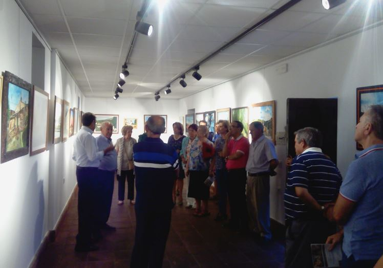 I exposición Federico Gómez