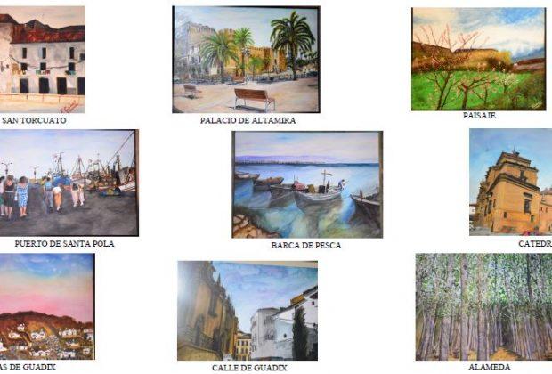 Pinturas de Federico Gómez