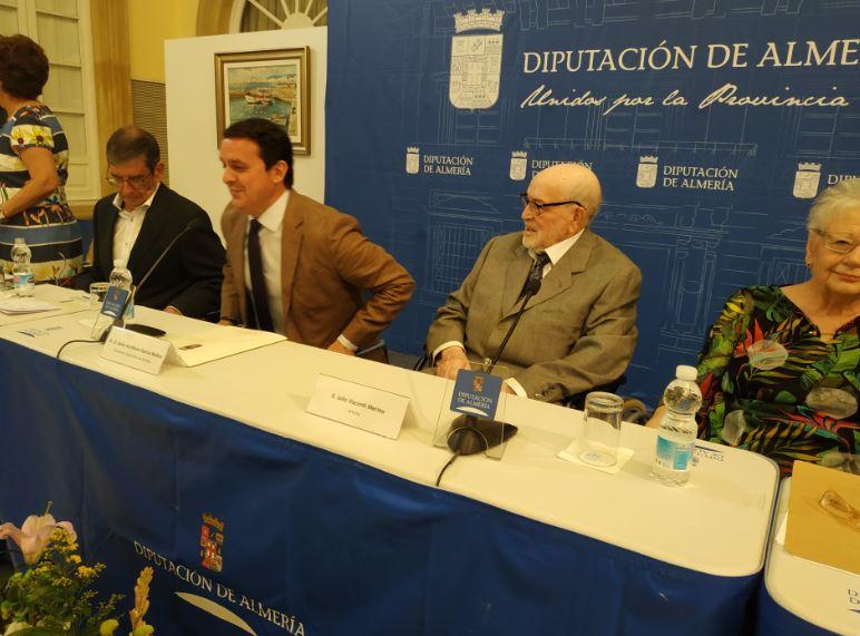 Homenaje a Julio Visconti en Almería 1