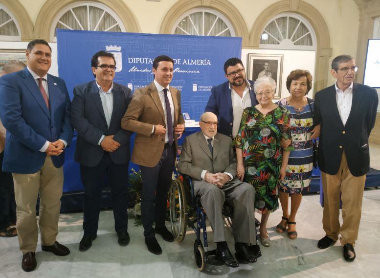 Homenaje a Julio Visconti en Almería 2
