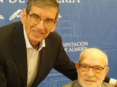 Homenaje a Julio Visconti en Almería
