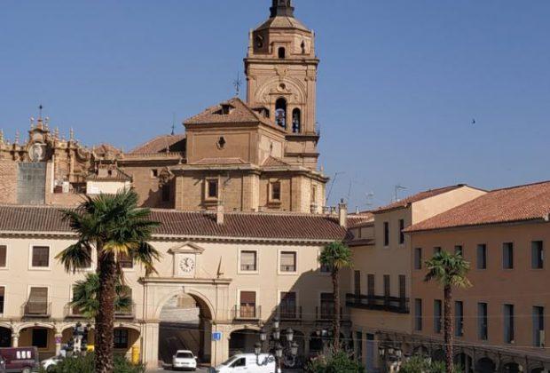 Plaza de las palomas 1