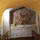 Mosaico Padre Poveda rodeado de los suyos 1